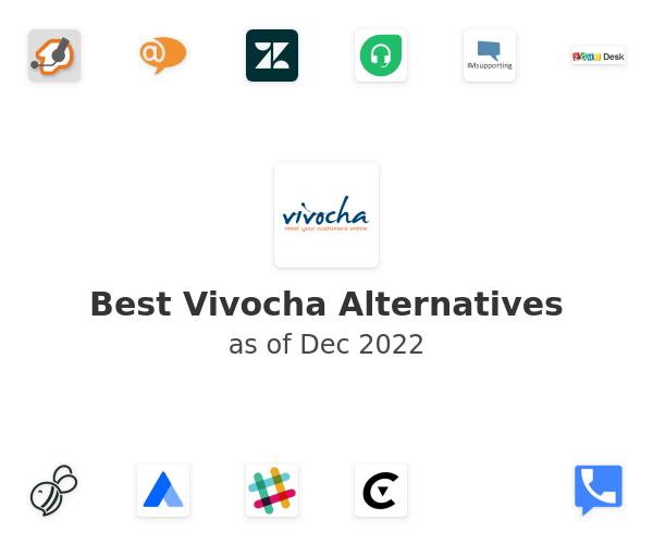 Best Vivocha Alternatives