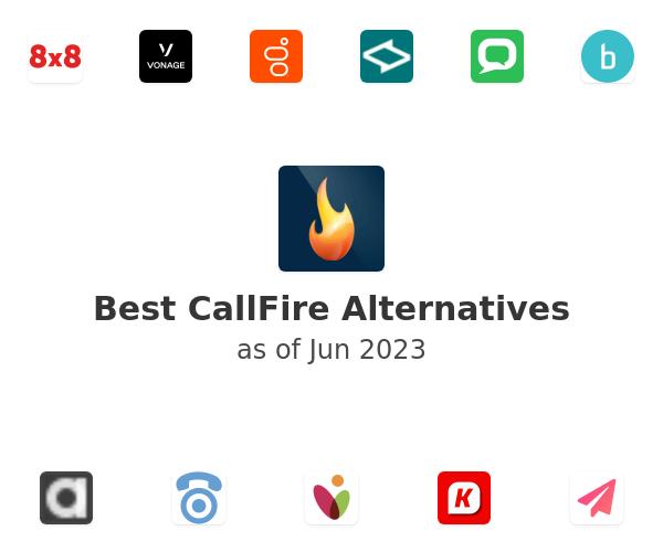 Best CallFire Alternatives