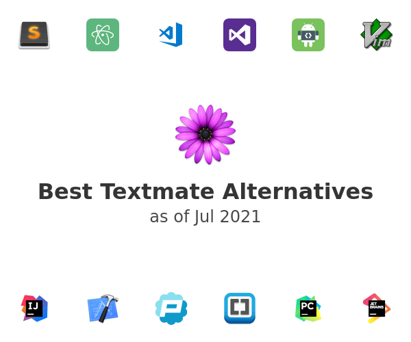 Best Textmate Alternatives