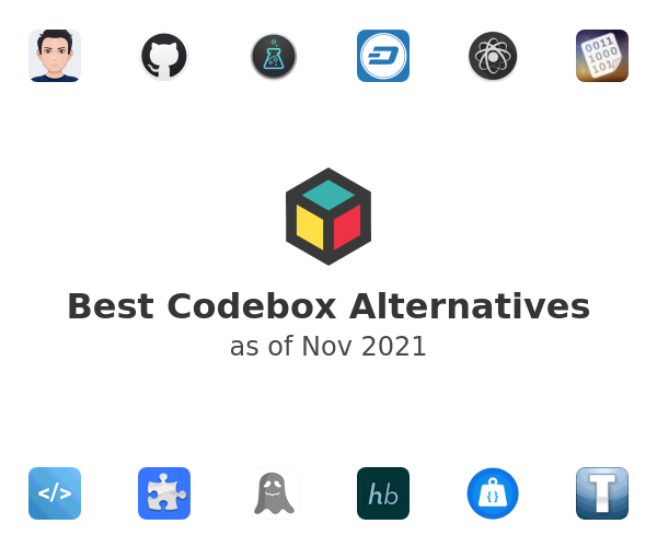 Best Codebox Alternatives