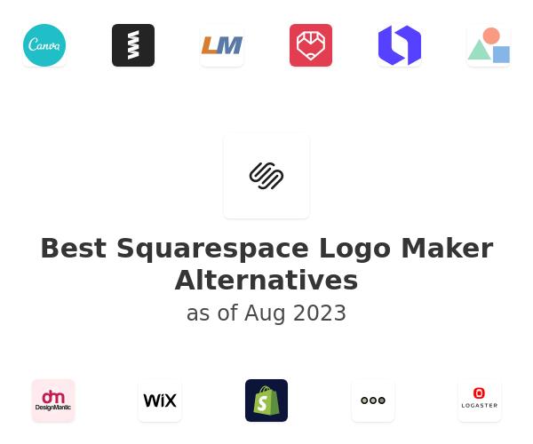 Best Squarespace Logo Maker Alternatives
