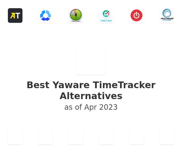 Best Yaware TimeTracker Alternatives