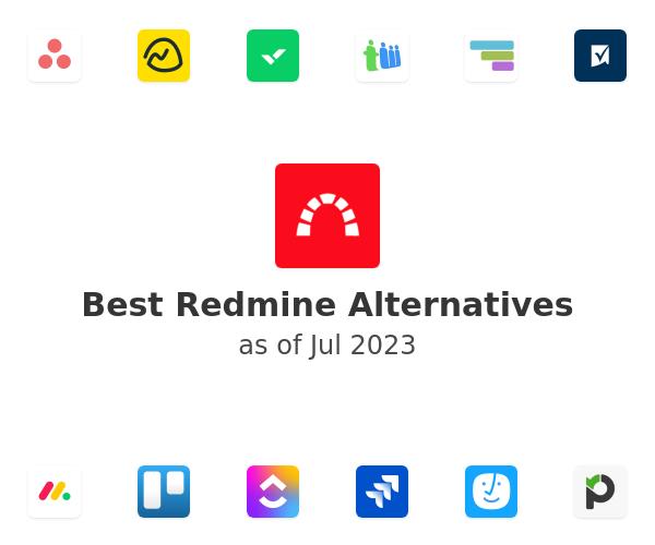Best Redmine Alternatives