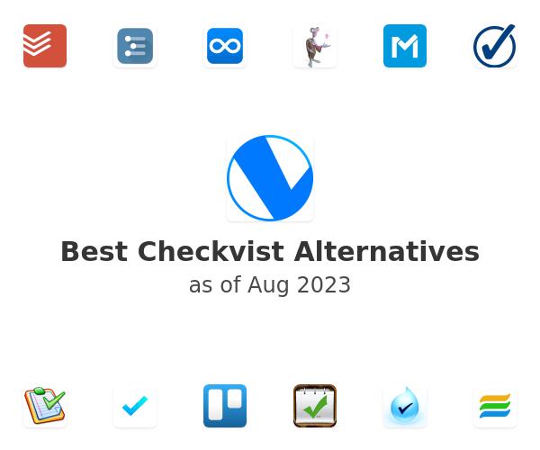 Best Checkvist Alternatives