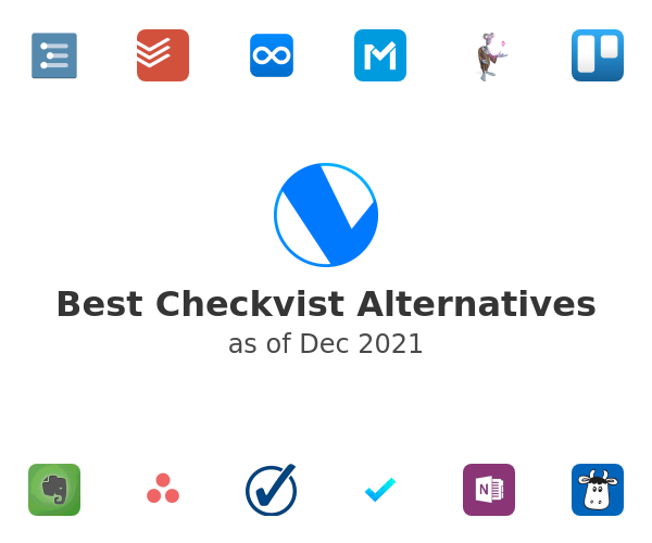 Best Checkvist Alternatives