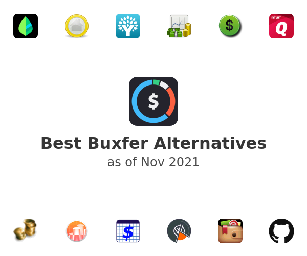 Best Buxfer Alternatives