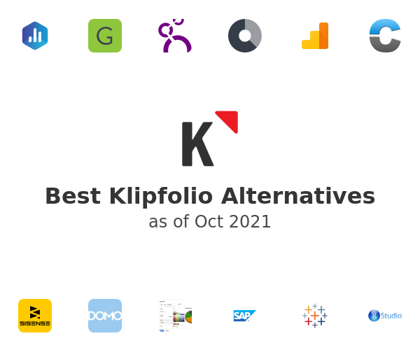 Best Klipfolio Alternatives