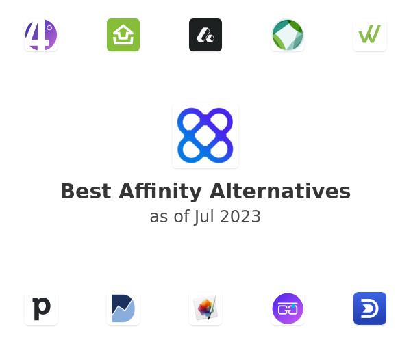 Best Affinity Alternatives