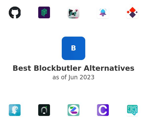 Best Blockbutler Alternatives
