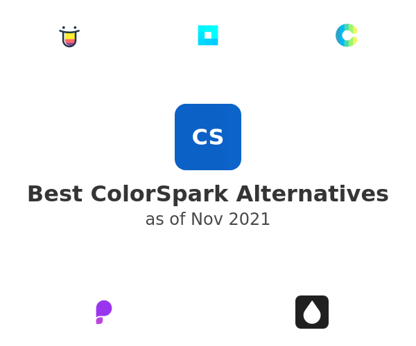 Best ColorSpark Alternatives
