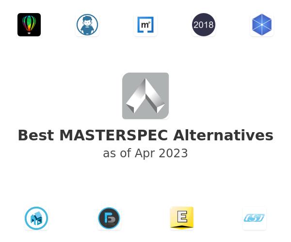 Best MASTERSPEC Alternatives