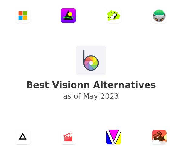 Best Visionn Alternatives