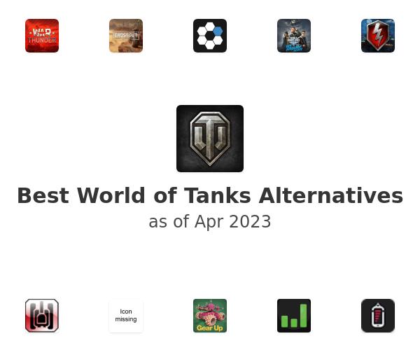 Best World of Tanks Alternatives