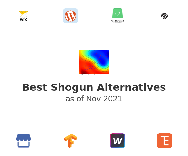 Best Shogun Alternatives