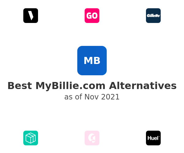 Best Billie Alternatives