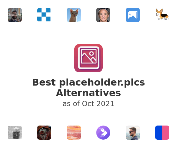 Best placeholder.pics Alternatives