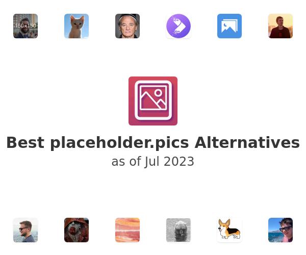 Best placeholder.pics Alternatives