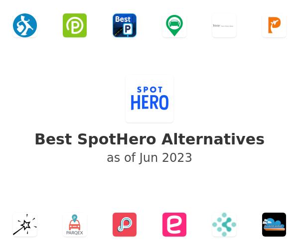 Best SpotHero Alternatives