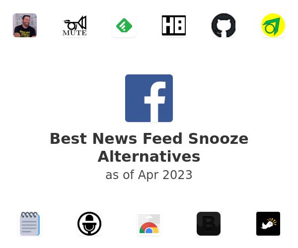 Best News Feed Snooze Alternatives
