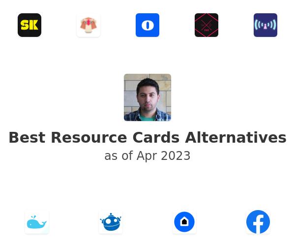 Best Resource Cards Alternatives