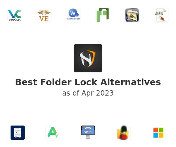 Best Folder Lock Alternatives
