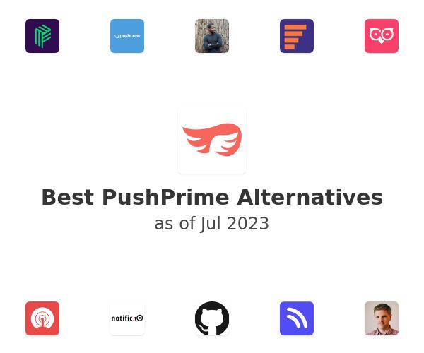Best PushPrime Alternatives