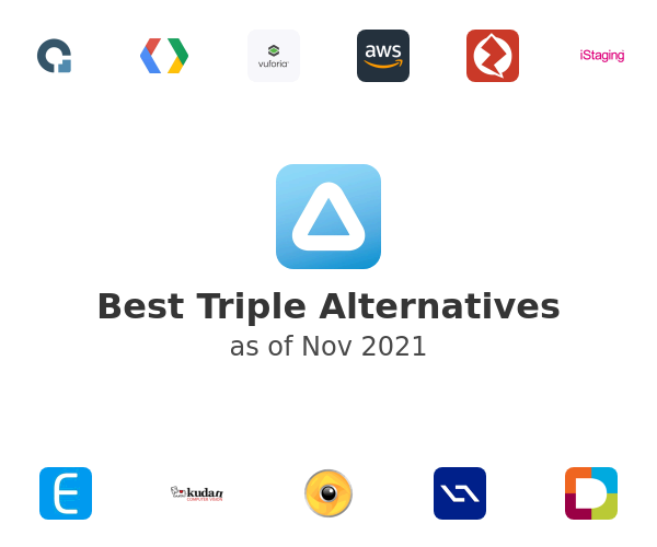 Best Triple Alternatives