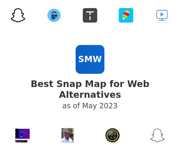 Best Snap Map for Web Alternatives