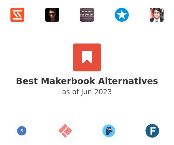 Best Makerbook Alternatives