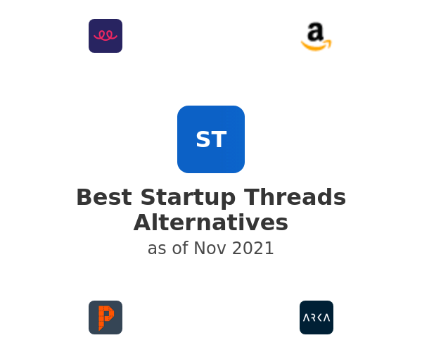 Best Startup Threads Alternatives