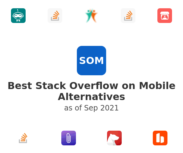 Best Stack Overflow on Mobile Alternatives