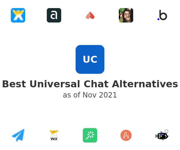 Best Universal Chat Alternatives