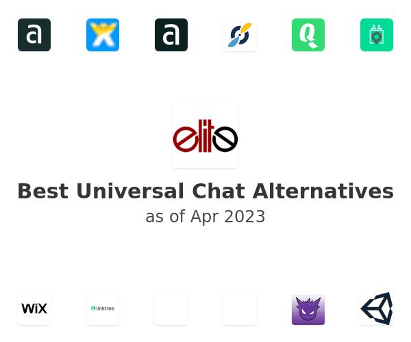 Best Universal Chat Alternatives