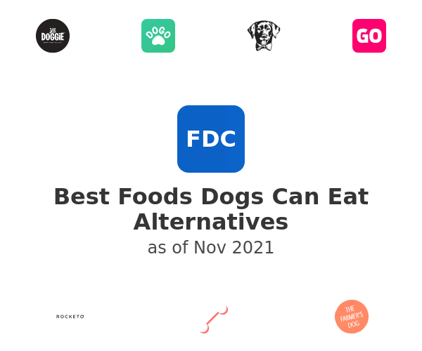 Best Foods Dogs Can Eat Alternatives