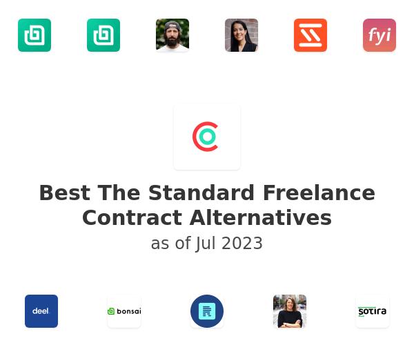 Best The Standard Freelance Contract Alternatives
