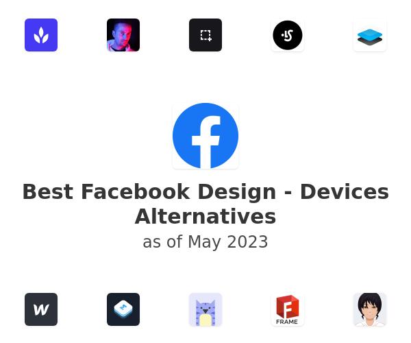 Best Facebook Design - Devices Alternatives