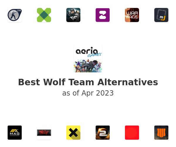 Best Wolf Team Alternatives