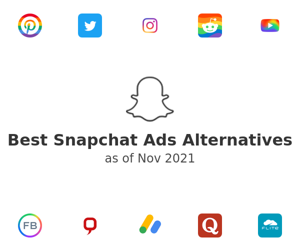 Best Snapchat Ads Alternatives
