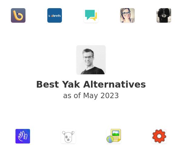 Best Yak Alternatives