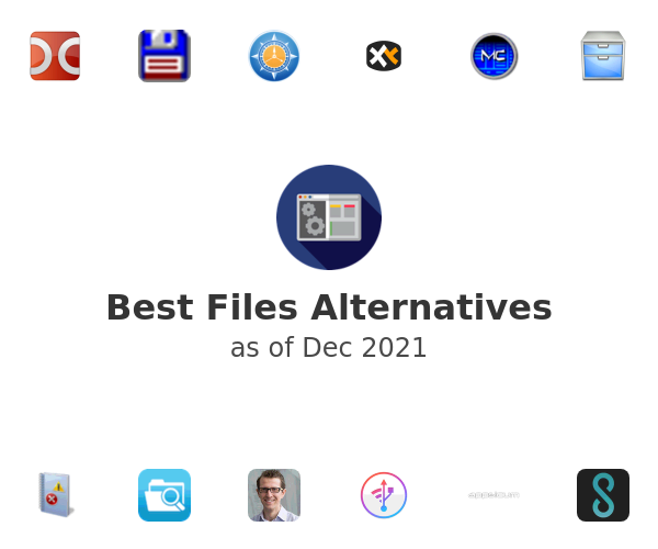 Best Files Alternatives