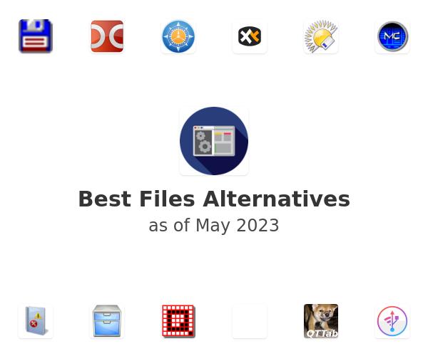 Best Files Alternatives