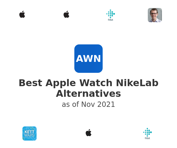 Best Apple Watch NikeLab Alternatives
