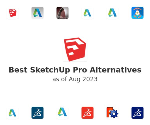 Best SketchUp Pro Alternatives