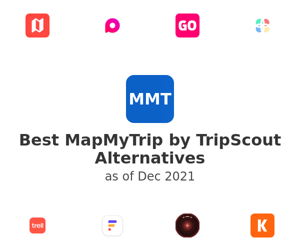 Best MapMyTrip by TripScout Alternatives
