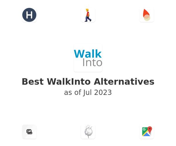 Best WalkInto Alternatives