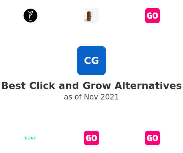 Best Click and Grow Alternatives
