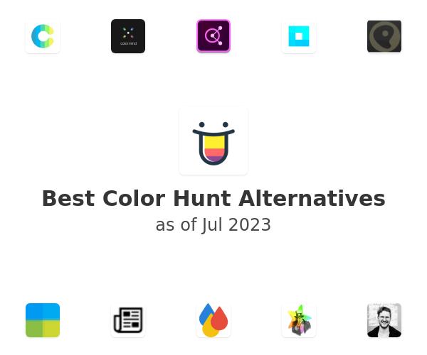 Best Color Hunt Alternatives