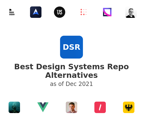Best Design Systems Repo Alternatives