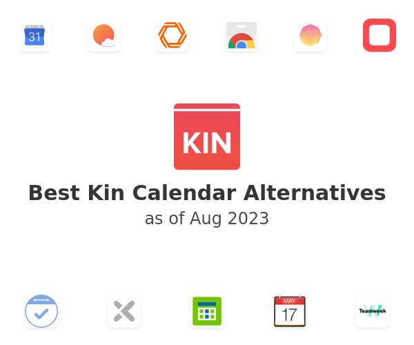 Best Kin Calendar Alternatives