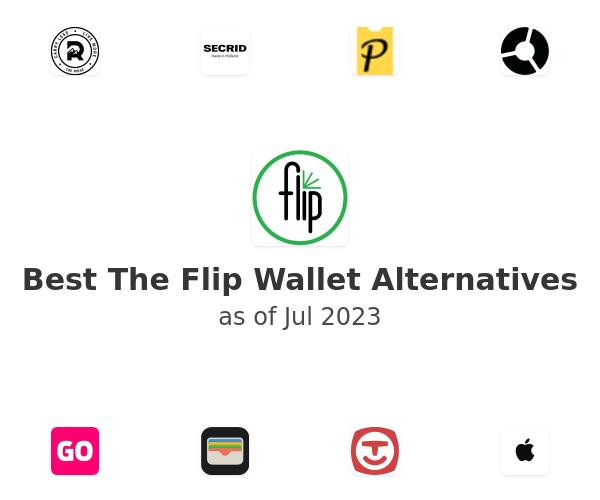 Best The Flip Wallet Alternatives